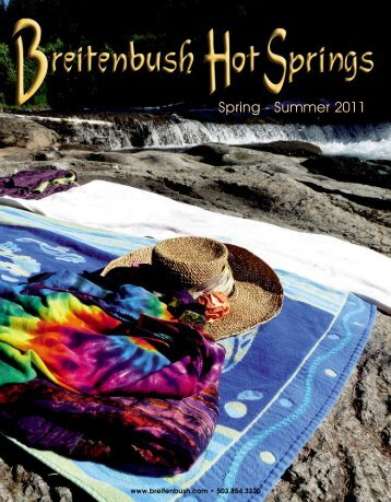 Spring - Summer 2011 - Breitenbush Hot Springs
