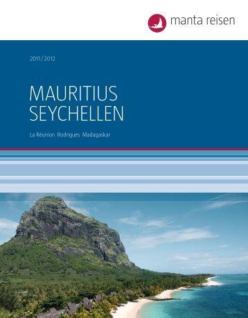 MANTA MauritiusSeychellen 1112