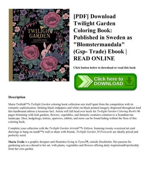 Ebook twilight book