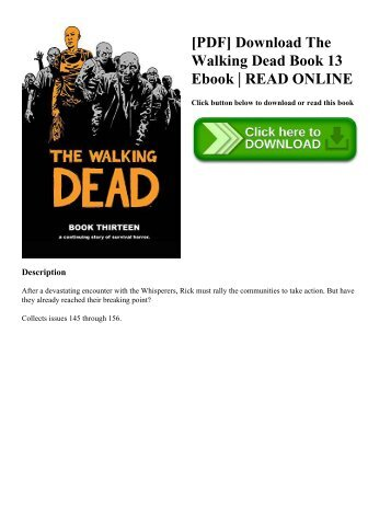 Mongolian book of the dead pdf alan smale pdf download the walking dead book 13 ebook read online fandeluxe Image collections