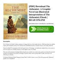 Alchemist Graphic Novel Pdf