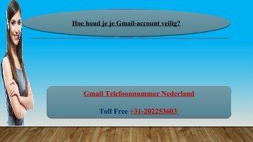 Hoe houd je je Gmail-account veilig
