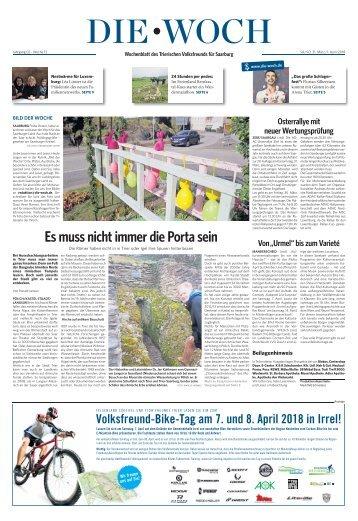 Saarburger Woch 31.03.2018