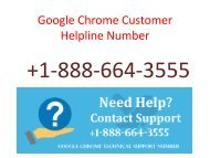 Google Chrome is crashing call the Google Chrome support Help number+1-888-664-3555?
