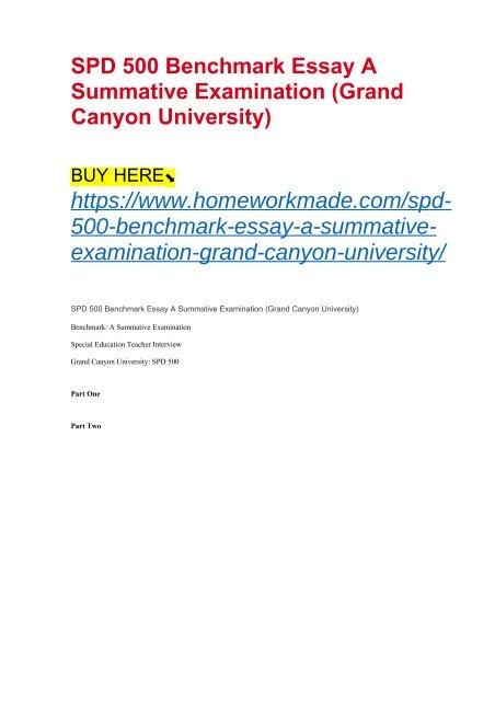 grand canyon description essay