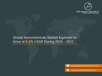 Global Nanochemicals Market