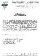 Geschichte der Sektion Schießsport von 1997 bis 2002 - Page 7