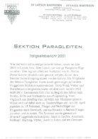 Geschichte der Sektion Paragleiten von 1997 -2008 - Page 7