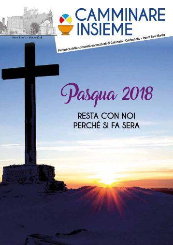 Pasqua 2018