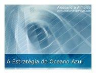 A Estratégia do Oceano Azul - AlessandroAlmeida.com