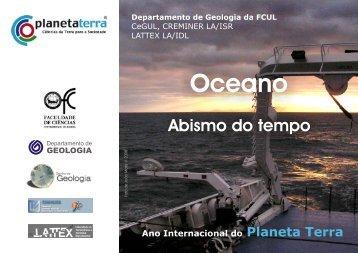 Oceano - Faculdade de Ciências da Universidade de Lisboa