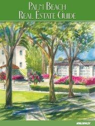 April 2018 Palm Beach Real Estate Guide