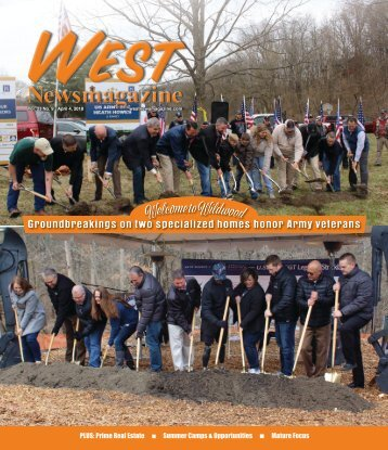 West Newsmagazine 4-4-18