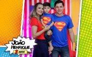 João Henrique - 3 anos