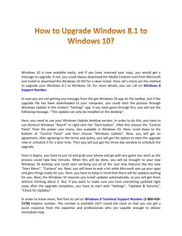 upgrade-windows-8 -to-windows-10