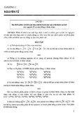 350 bài tập chọn lọc Hóa Học 10 Ngô Ngọc An (2012) - Page 5