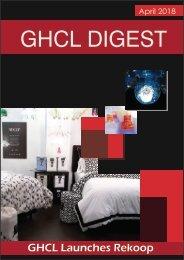 GHCL Digest-APRIL 2018
