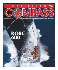 Caribbean Compass Yachting Magazine - April 2018