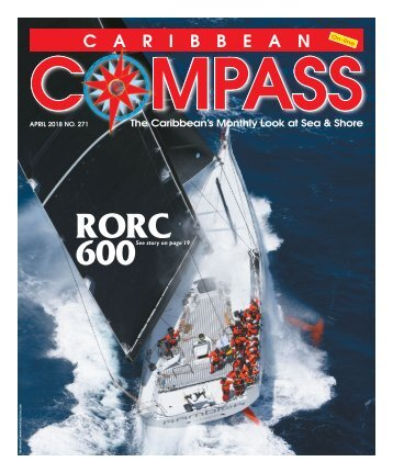 Caribbean Compass Yachting Magazine - April 2018