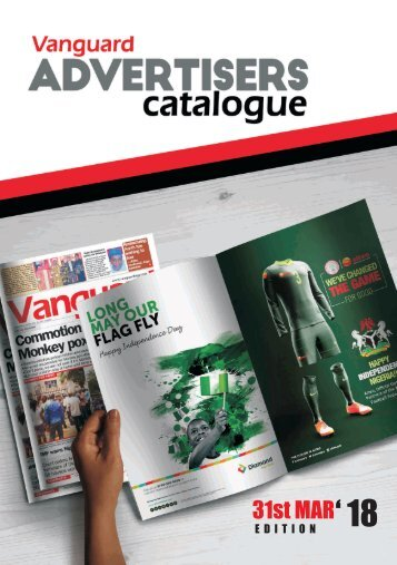 ad catalogue 31 March 2018