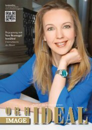 Vera Beutnagel - Unternehmerin des Monats - Orhideal IMAGE Magazin - April 2018