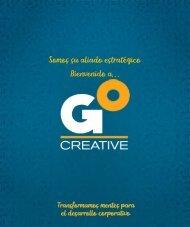 Brochure Go Creative