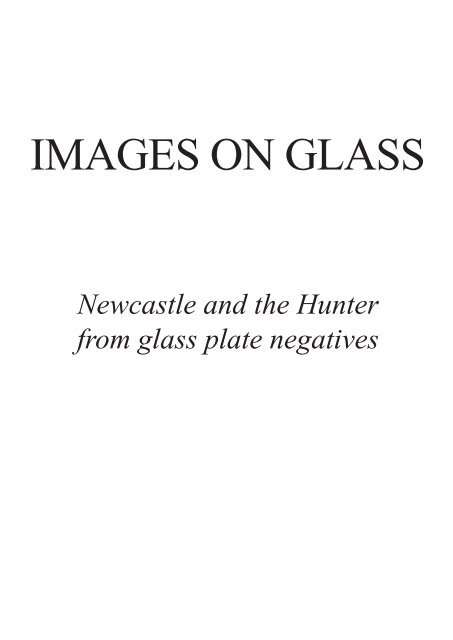 Pages from Newcastle on Glass