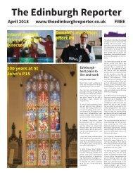 The Edinburgh Reporter April 2018 issue