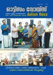 Autism Voice April 2018
