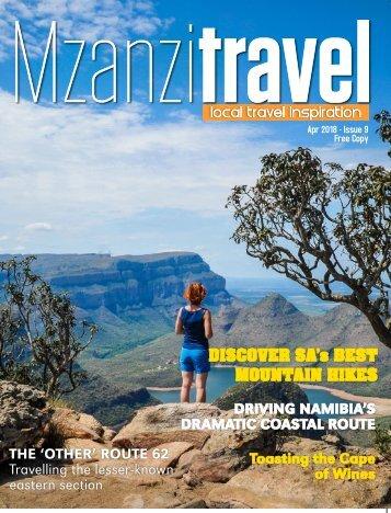 Mzanzitravel Magazine - Issue 9