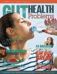 Gut Health Problems April 2018