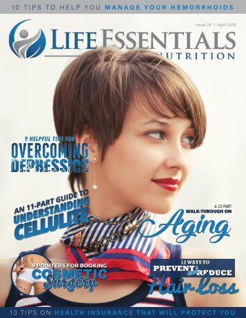 Life Essentials Magazine April 2018