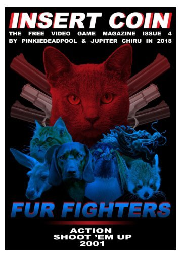 Insert Coin №4: Fur Fighters