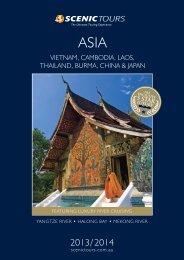 VIETNAM, CAMBODIA, LAOS, THAILAND, BURMA ... - Scenic Tours