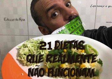 21 Dietas que Não Deram Certo