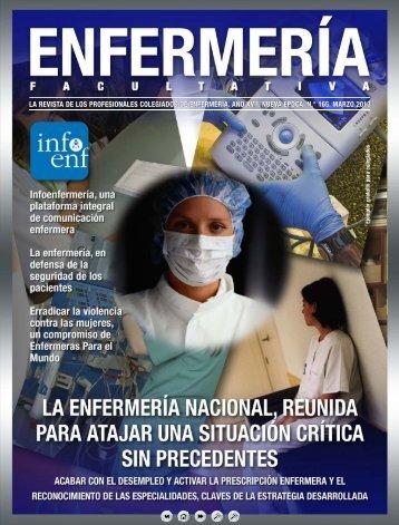Enfermería Facultativa. Número 165