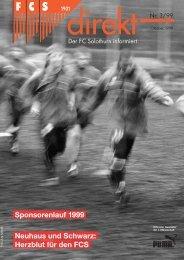 00 FCSdirekt 3/99 02_mv - FC Solothurn