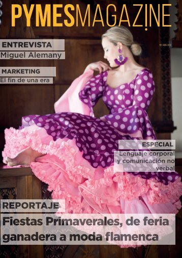 revista PYMES Magazine abril 2018 web