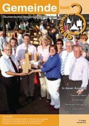 In dieser Ausgabe - Kath. Kirchengemeinde St. Heinrich und ...