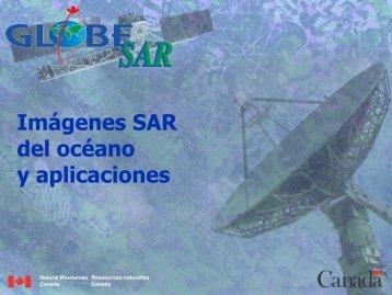 Imágenes SAR del océano y aplicaciones - GeoGratis