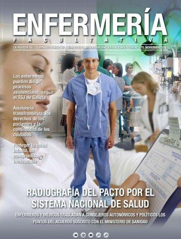 Enfermería Facultativa. Número 175