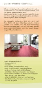 glimtrex Farbsystem Flyer - Page 2
