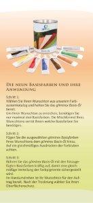 glimtrex Farbsystem Flyer - Page 3