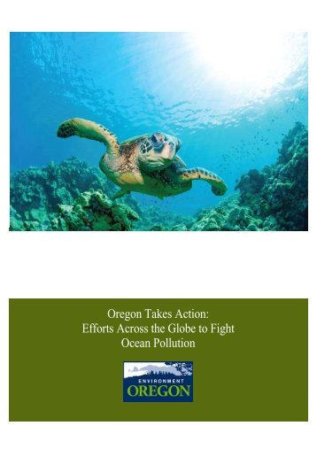Ocean Release Final Edits - Environment Oregon Research and ...