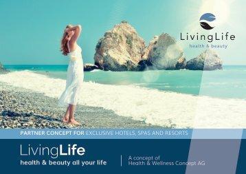 LivingLife - Hotel, Spa & Resort Brochure EN