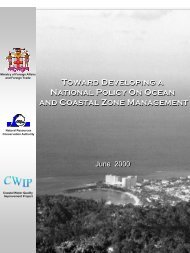 Toward Developing a National Policy On Ocean and Coastal Zone ...