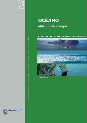 OCÉANO - Año Internacional del Planeta Tierra