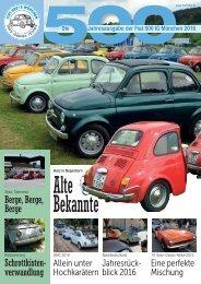 Fiat 500 IG Jahresmagazin_2016