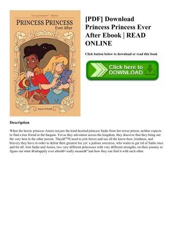 [PDF] Download Princess Princess Ever After Ebook | READ ONLINE