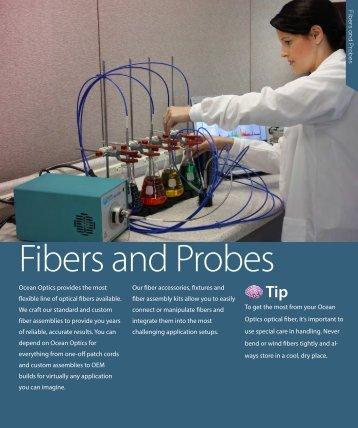 Fibers and Probes - Ocean Optics